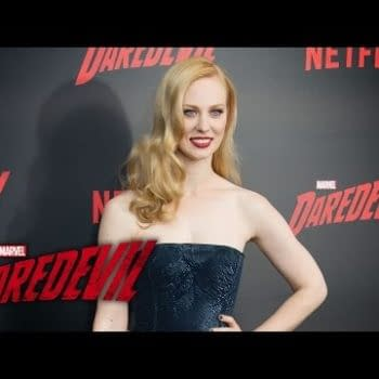 More From Marvel's Daredevil Red Carpet Event