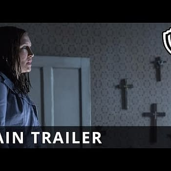 New Trailer For The Conjuring 2 Creeps Out Of WonderCon