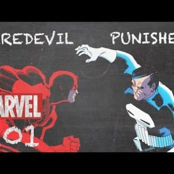 Latest Marvel 101s Focus On Daredevil's Relationships With Punisher And Elektra