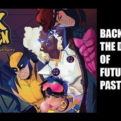 A Comic Show &#8211 Eighties Paper Girls And Nineties X-Men