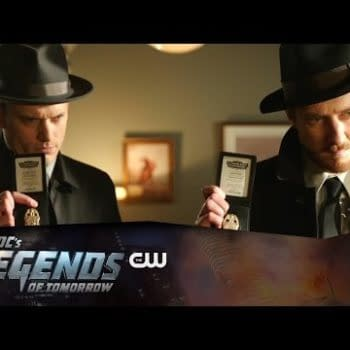 Legends Of Tomorrow Pays Homage To 50's Monster Movies