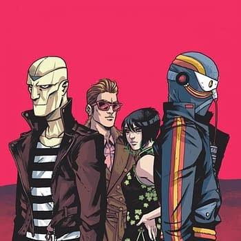 Vertigo Comics To Get Its Own Rebirth At ECCC For July