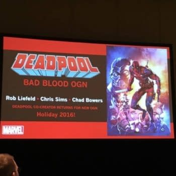 Our First Look At The Rob Liefeld Deadpool Graphic Novel At C2E2
