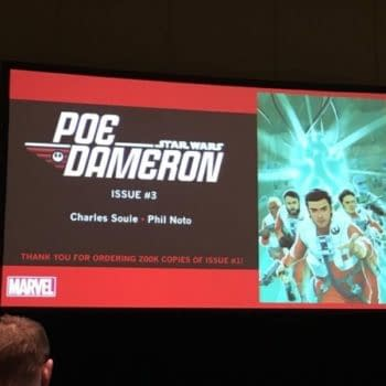 Marvel Announces Star Wars: Poe Dameron #1 Orders Of Over 200,000 Copies, At C2E2