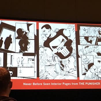 Our First Look At The Becky Cloonan/Steve Dillon Punisher Series At C2E2
