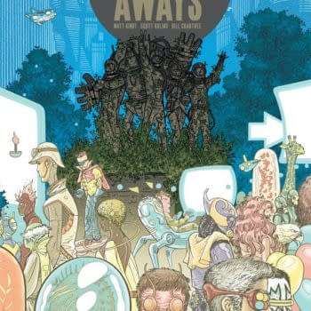 Preview: The Final Issue Of Matt Kindt And Scott Kolins' Pastaways Is Upon Us
