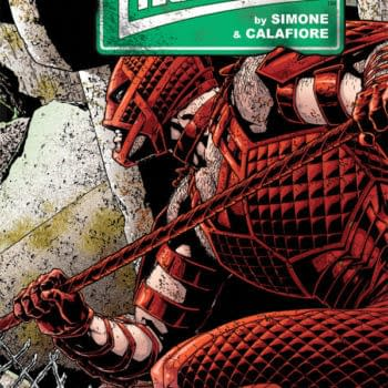 This Week's Issue Of Surviving Megalopolis Is Gail Simone's Favorite
