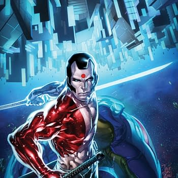 An Advanced Preview Of 4001 A.D. #2 From Valiant