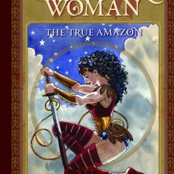 Jill Thompson's Wonder Woman: A Very Selfish Princess To Be Published Digitally, Then Collected In Print