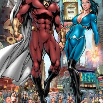 Legendary's First Superhero Comic Is By Mark Waid And Ed Benes – Axiom!