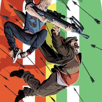 In The Bag Continues In Preview For A&A #2
