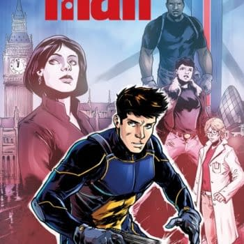 The New IDW/Hasbro Action Man Comic Gets A Spotlight In June