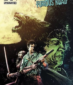 Nancy Collins Talks Evas Daddy Issues In Army Of Darkness: Furious Road