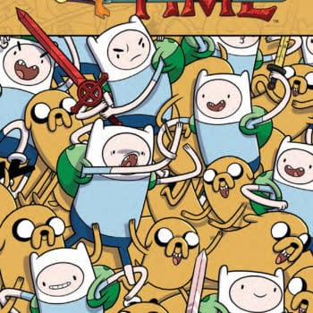 #50! An Adventure Time Anniversary Issue