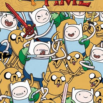 #50 An Adventure Time Anniversary Issue