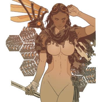 Mercy, Aphrodite V, Mechanism And Swing Coming From Top Cow, Announced At Wondercon