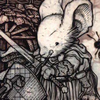 If It Isn't Weasel War, What Is It? Tell Us David Petersen.