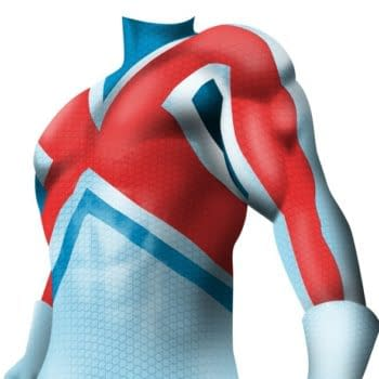 Seriously… Are We Getting A Captain Britain TV Show?