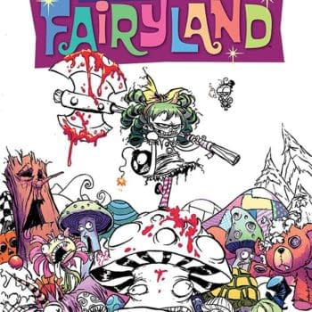 Yes, There Will Be An I Hate Fairyland Coloring Book And It Will Be Awesome