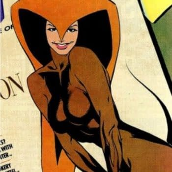 Speculator Corner: Justice League Europe #6, The First Appearance Of Crimson Fox