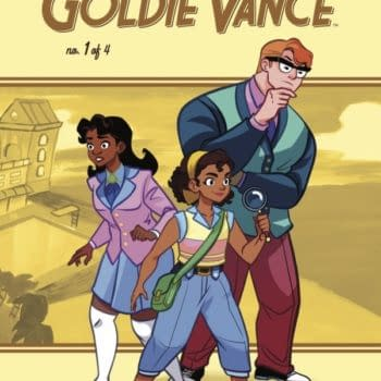 Why Goldie Vance Will Be The Next Boom Hit. And Still No One Will See It Coming.