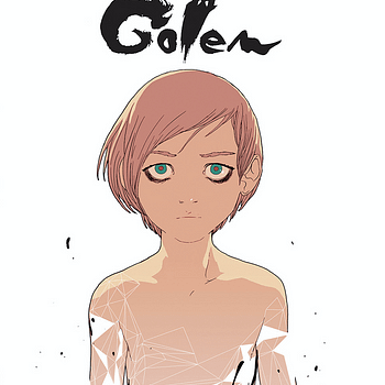 24-Page Preview Of Golem By LRNZ
