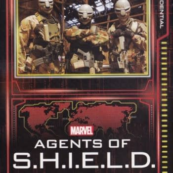 No Inhuman Is Safe From The Watchdogs – Next Week's Agents Of SHIELD Poster…