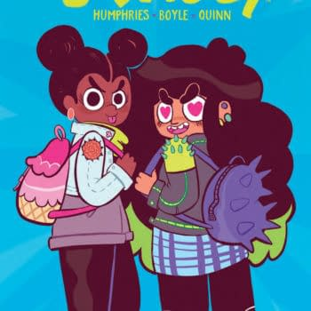 "Advance Review: ""Donut Worry"" Jonesy #2 Is Delightful!"