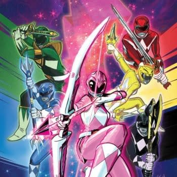The Mighty Morphin Power Rangers #1 Variant Cover Only Being Sold One Copy A Week…