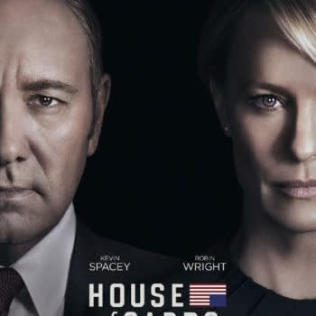 House Of Cards Season 4 Review: Vampires In The White House
