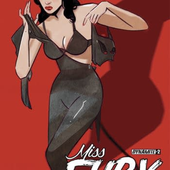 """""""Pulp Characters Are Irresistible For A Lot Of Us"""" – Corinna Bechko On Miss Fury"""