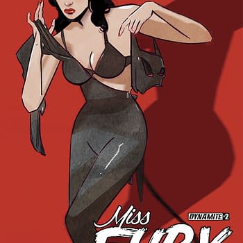 Pulp Characters Are Irresistible For A Lot Of Us &#8211 Corinna Bechko On Miss Fury