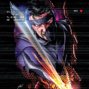 Shadowman Vs Ninjak – A Huge Preview Of Ninja #13