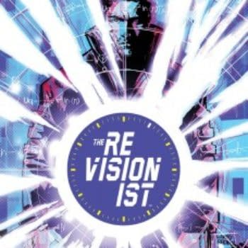 Revisionist #1 – Frank Barbiere And Garry Brown's New Comic, With AfterShock's June 2016 Solicits