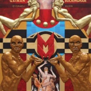 Marvel Puts Gaiman And Buckingham's Miracleman On Hold… For Now