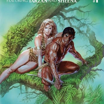 Corinna Bechko's Writer's Commentary For Lords Of The Jungle #1