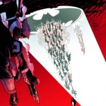 Frank Miller To Replace Jim Lee On Dark Knight III #4 Mini-Comic?