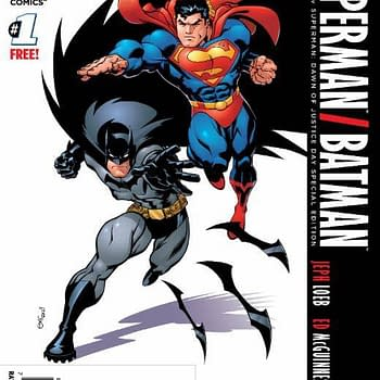 DC Comics To Give Away Superman/Batman #1 For Free In Print And Digitally For Movie Release