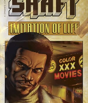 David Walker Had The idea For Shaft: Imitation Life For A Long Time