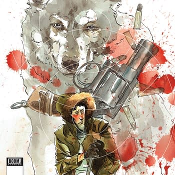 Snow Blind: Fox Lands Boom Studios Ollie Masters/Tyler Jenkins Graphic Novel For Series