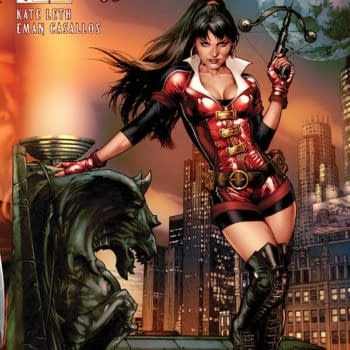 Exclusive Extended Previews Of Vampirella #1 And Army Of Darkness: Furious Road #1