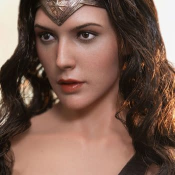 New Hot Toys 1/6th Scale Wonder Woman Figure