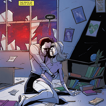How John Layman Trolled The Internet With Chew #54 (Spoilers)