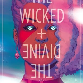 The Wicked + The Divine #18 Gets A New Cover, A Teaser And A Jumping-On Point…