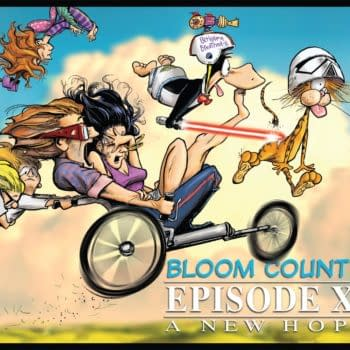 IDW To Publish The New Bloom County Strips In September, Announced At WonderCon