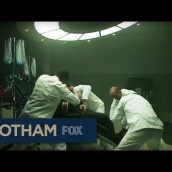 Patient 44 Is Coming To Gotham