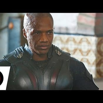How J. August Richards Feels About Deathlok In Season 3 Of Agents of SHIELD