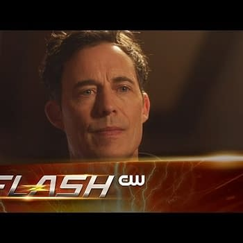 Harrison Wells Wants Joe Wests Help In New Clip From The Flash