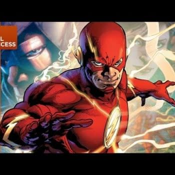 Van Jensen Talks Flash #50 And What It Really Means To Be A Hero