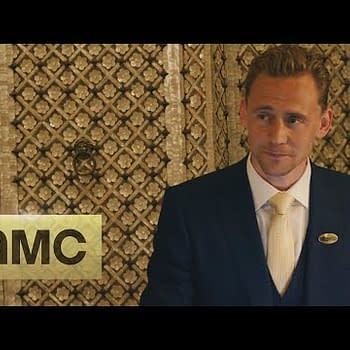 John Le Carre Talks About The Night Manager